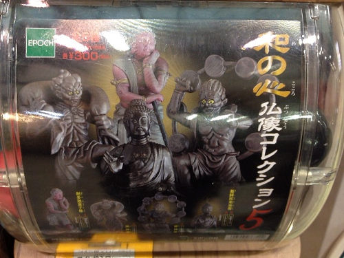 和の心仏像コレクション5-01