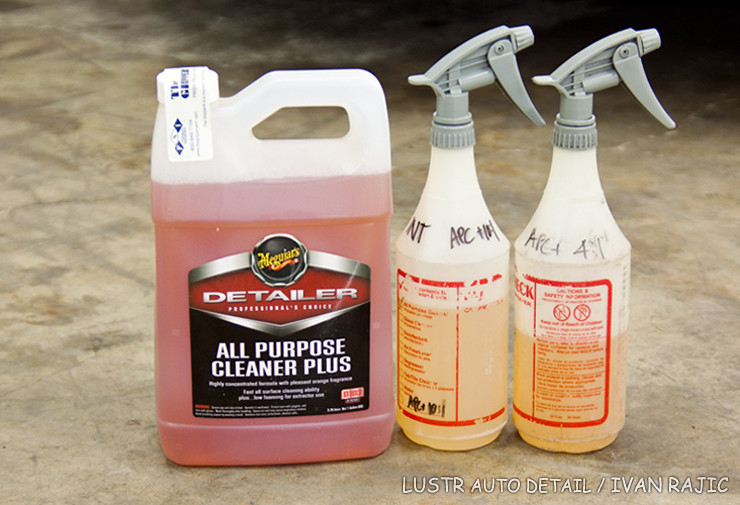 Meguiar's : All Purpose Cleaner Bottle
