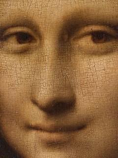 Extrait d'une illustration de <em>La Joconde, un portrait vivant</em>