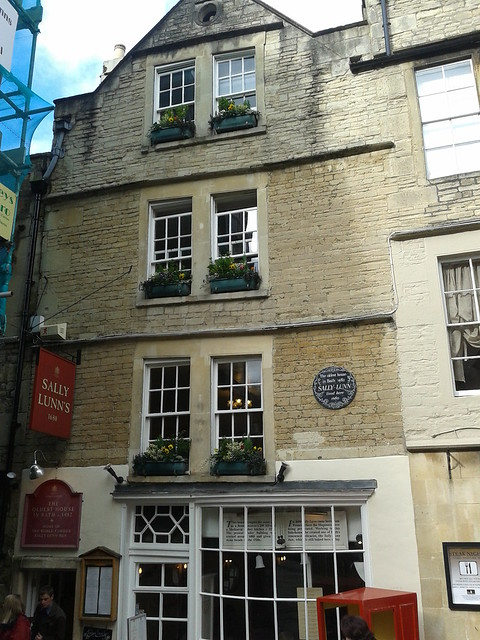 Oldest House in Bath