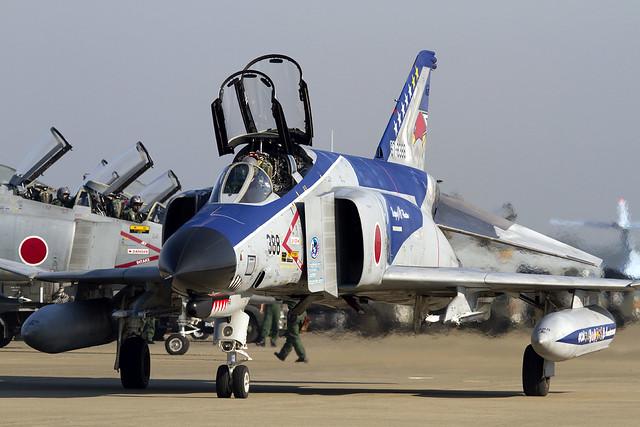 JASDF F-4EJkai 40th Anniversary liverly
