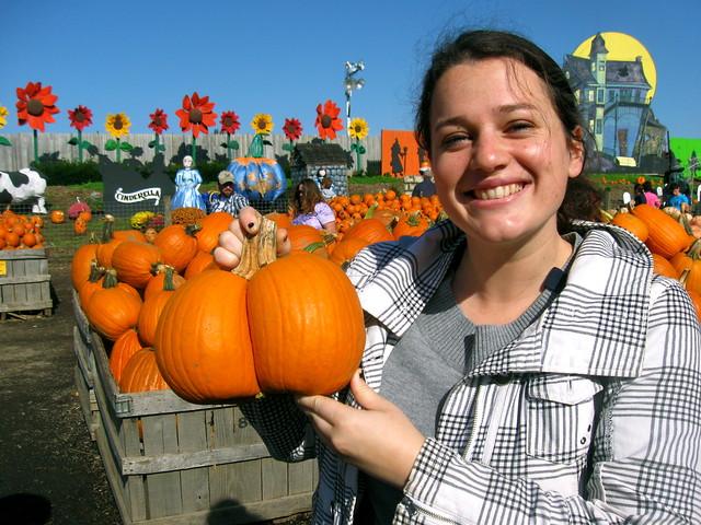 siamese pumpkin
