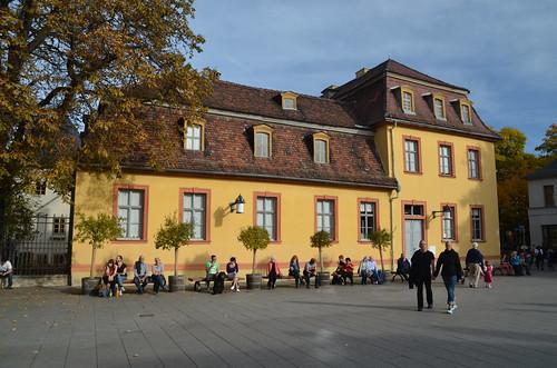 Impressionen aus Weimar