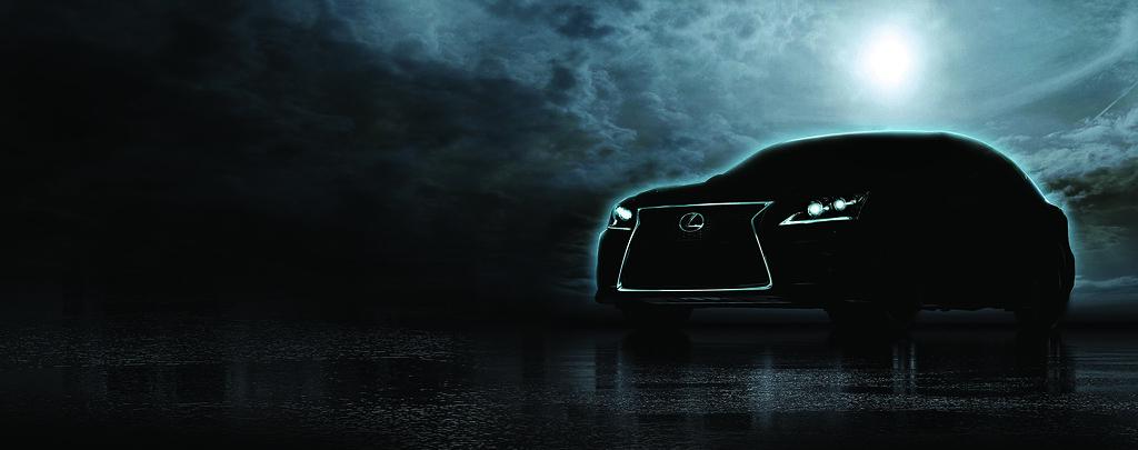 لكزس تستعد لطرح سيارة ls 2013 بتصميم جريء وجديد كليًّا