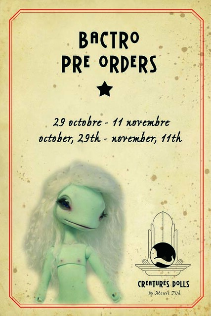 bactro pre-orders soon open !!