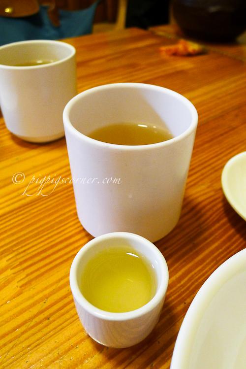 Tosokchon Samgyetang, 토속촌 土俗村参鸡汤 ginseng wine
