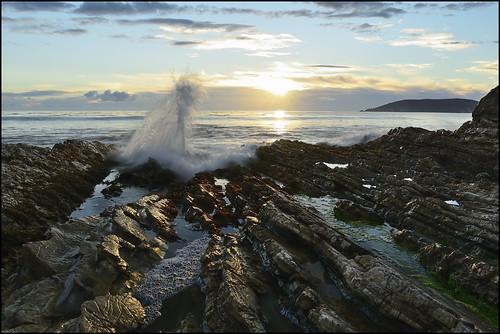 ocean beach pacific shellbeach spyglasspark sunsetdsc0319b