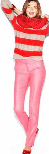 LOFT Wool Straight Legged Pant - Toronto Beauty Reviews