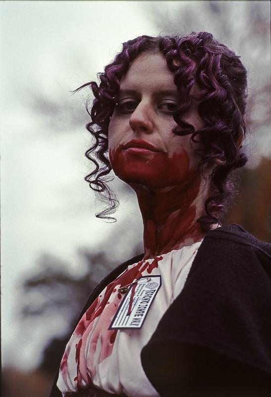 Bedrock Zombie Cáit (in Kodachrome 64)