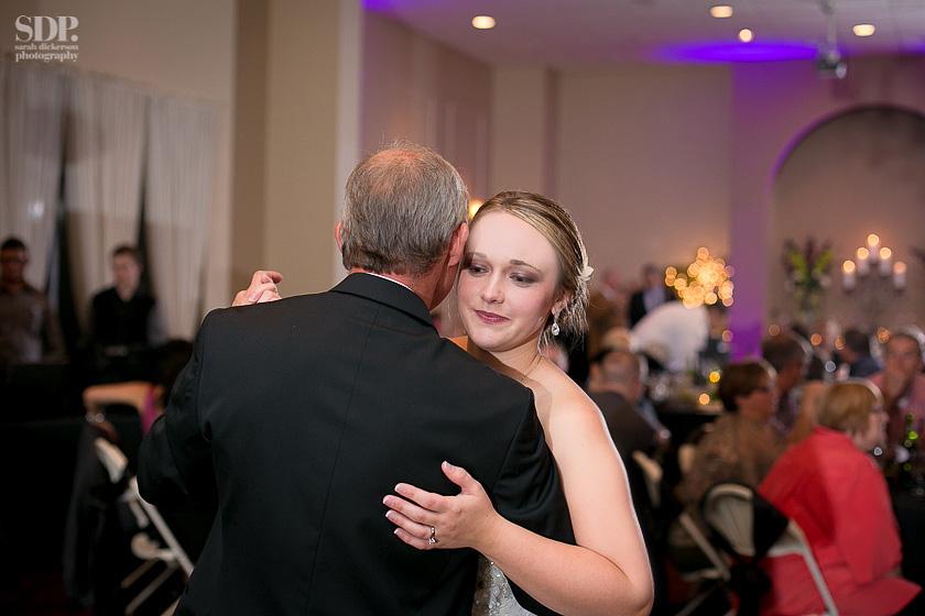 Rhapsody Independence Missouri wedding reception