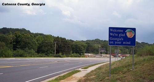 Catoosa County GA