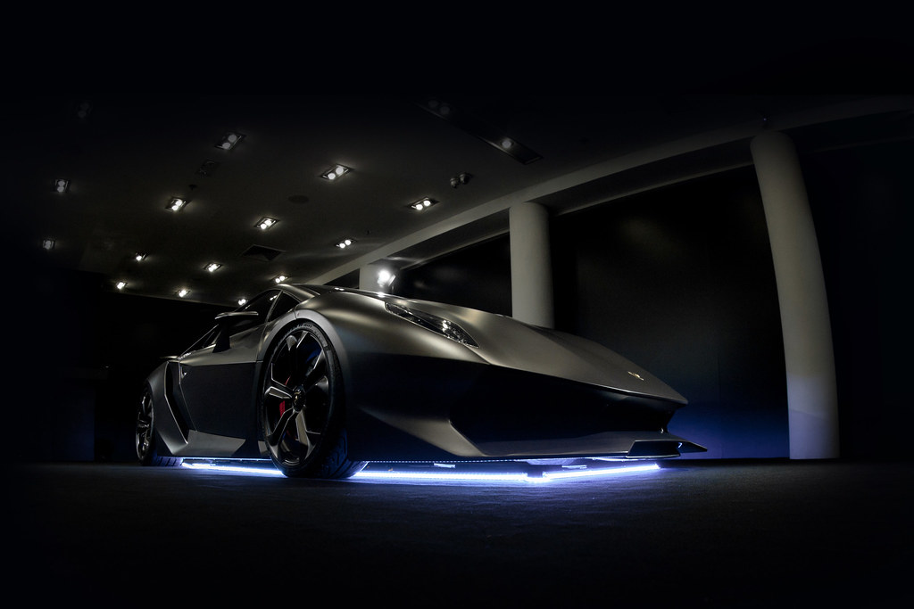 ... Download Car The Day Lamborghini Sesto Elemento Hong Kong HD Wallpaper