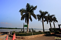 Sukhna Lake, Chandigarh.