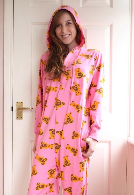 Funzee Onesie Pajamas Cute Style