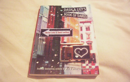 Dash&Lily's book cover1