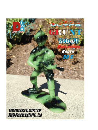 Designer Con Ultra-Grunt by Bebop'n