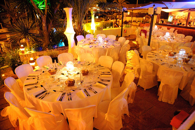 Villa Mercedes, Ibiza wedding venue