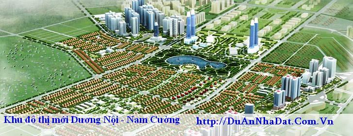 Khu đô thị mới Dương Nội - Hà Đông | DuAnNhaDat.Com.Vn - tư vấn đầu tư bất động sản chuyên nghiệp