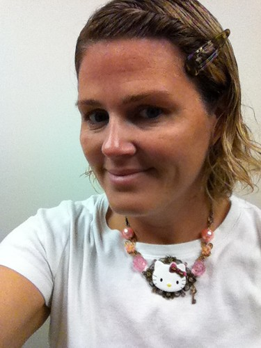 Hello Kitty Bracelet/Necklace/Headband from Hephzi Creations