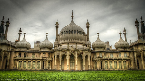 Royal Pavilion Brighton HDR