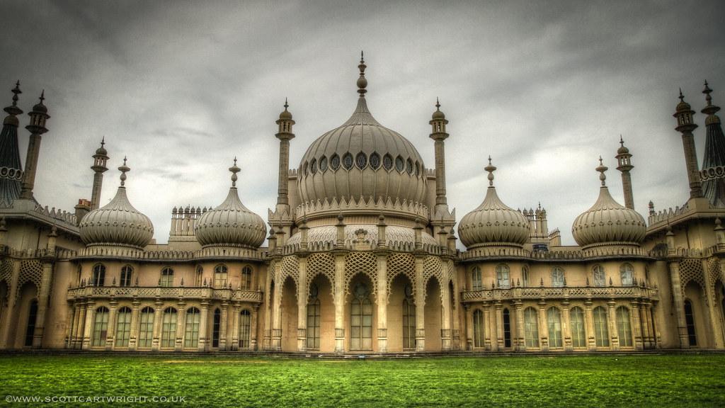 Royal Pavilion Brighton HDR