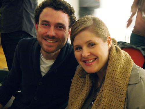 former Ottawites Ryan & Emily