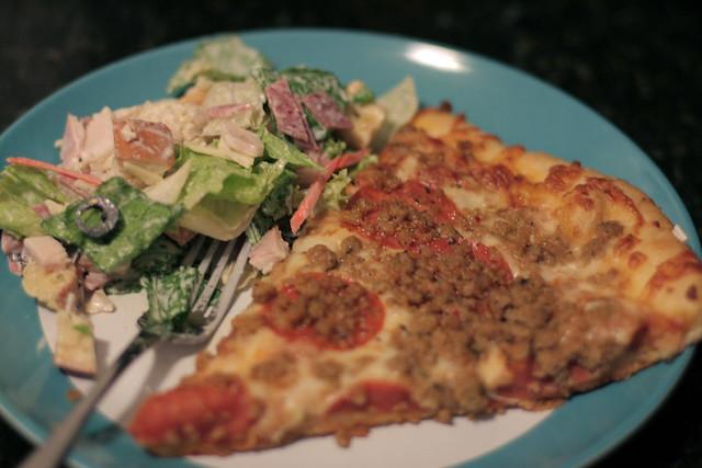 Salad & d'Bronx