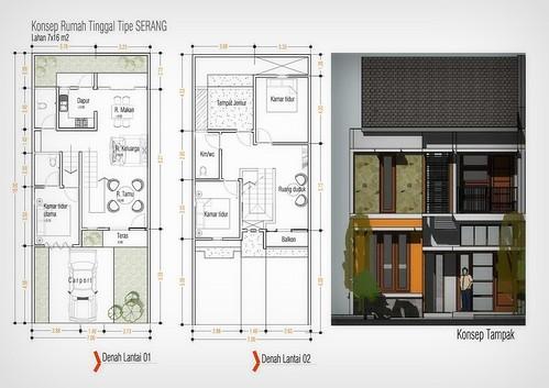 K__Rumah Tipe SERANG Model