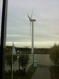 Windmill at Bella Center