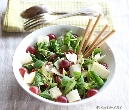 insalata degustazione veneto