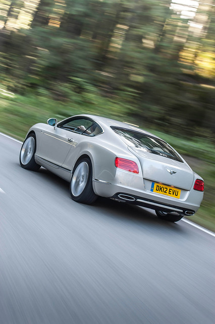 2013 Bentley Continental GT Speed 1