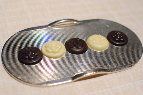 CHANEL chocolates