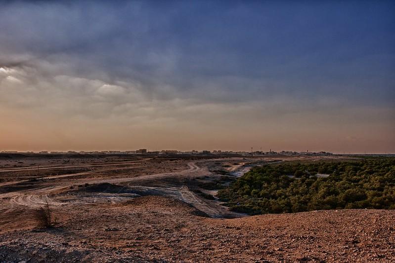 Desert HDR