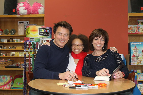 John Barrowman, Carole E Barrowman, and Me