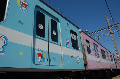 F-Train?@海老名検車区-2_20121021