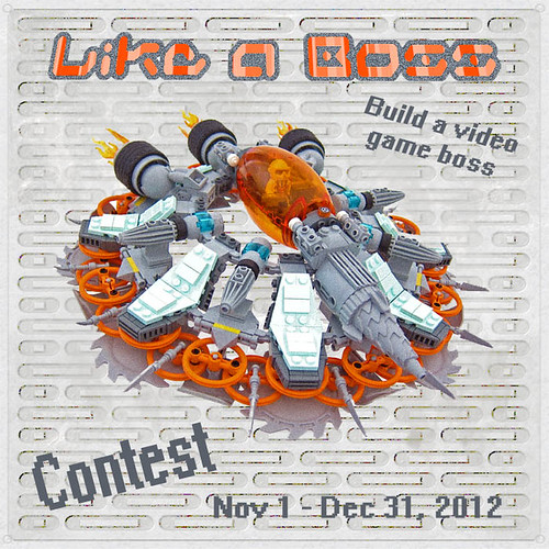 Like a Boss Contest!