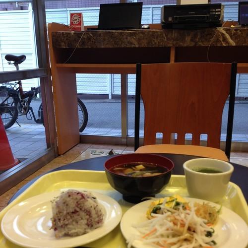 東横イン名古屋丸の内の朝食 by haruhiko_iyota