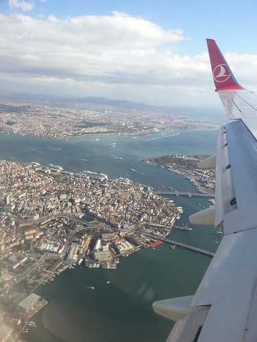 Az Aranyszarv-öböl találkozása a Boszporusszal