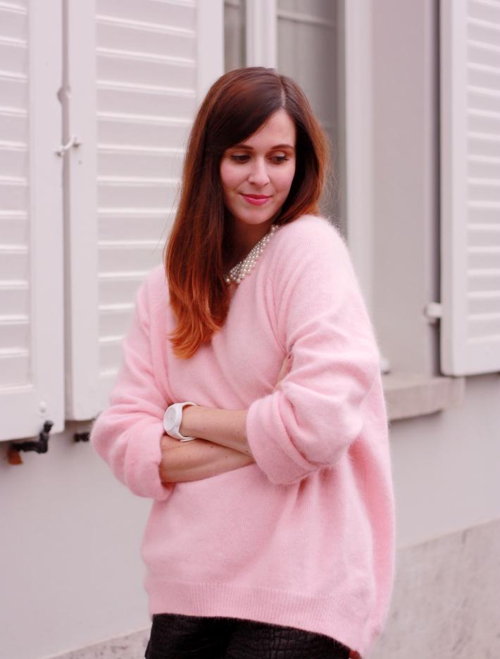 Sweater H&m Shorts C/o