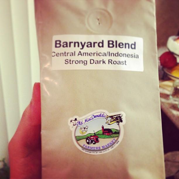 Barnyard Blend