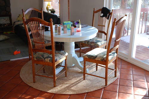 Fabric Kitchen Chairs For Sale