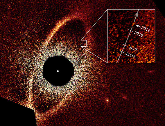 The Eye of Sauron: New Hubble pictures of what may be a ...