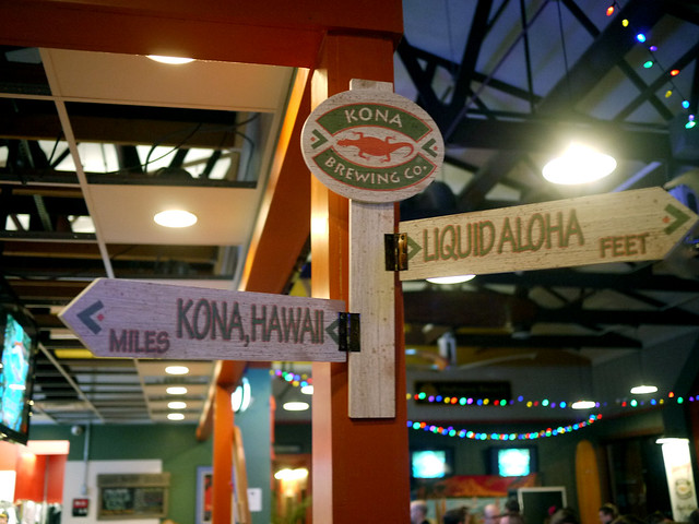 Kona Brewing Launch Party
