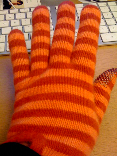 suess-y driving glove