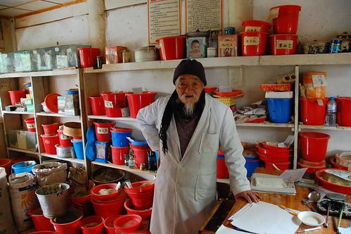 Dr. Ho baisha lijiang
