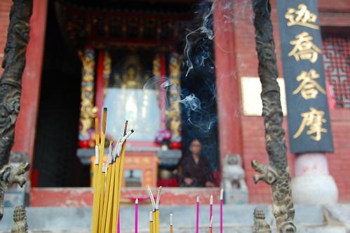 shaolin monk deng feng china shaolin temple