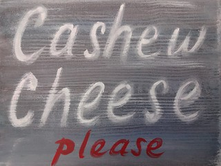 Cashew Cheese Please