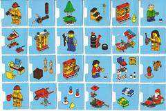 2012 City Advent Calendar Instructions Brickset Lego Set Guide