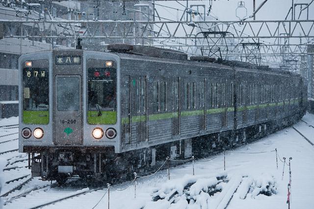 都営地下鉄新宿線10-000形10-200F