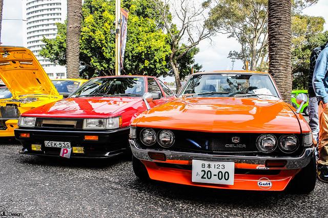 AE86 or Celica?